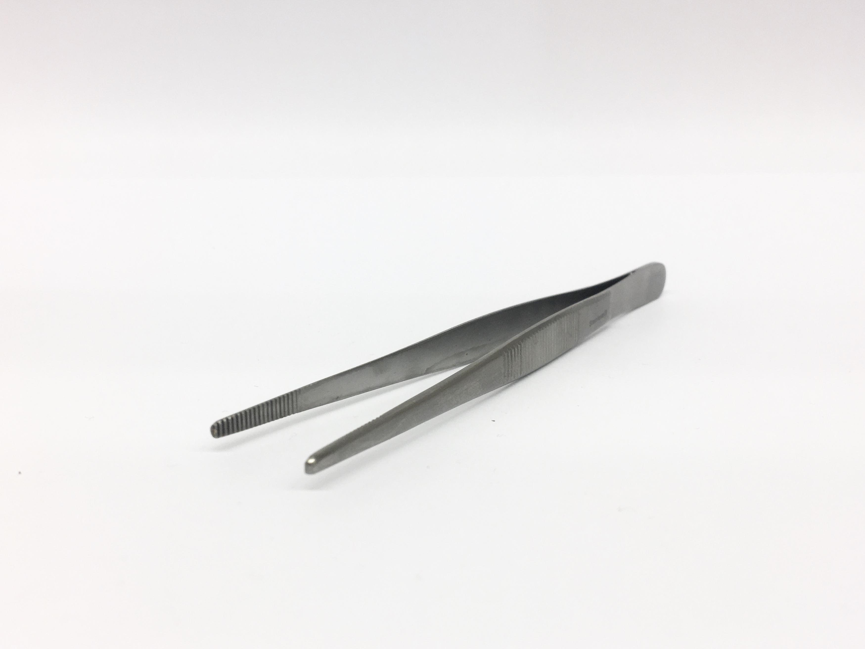 Pincett 14,5cm Surgicon rak rund spets
