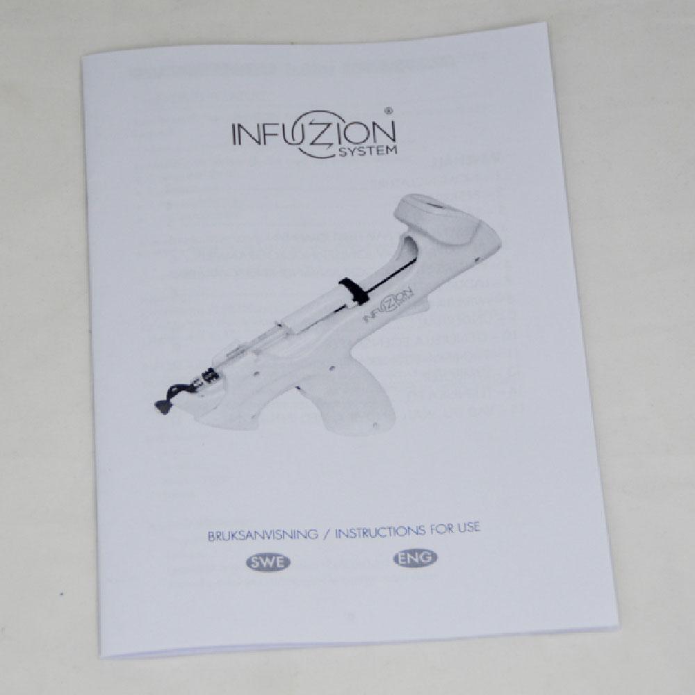 Infuzion System - Manual