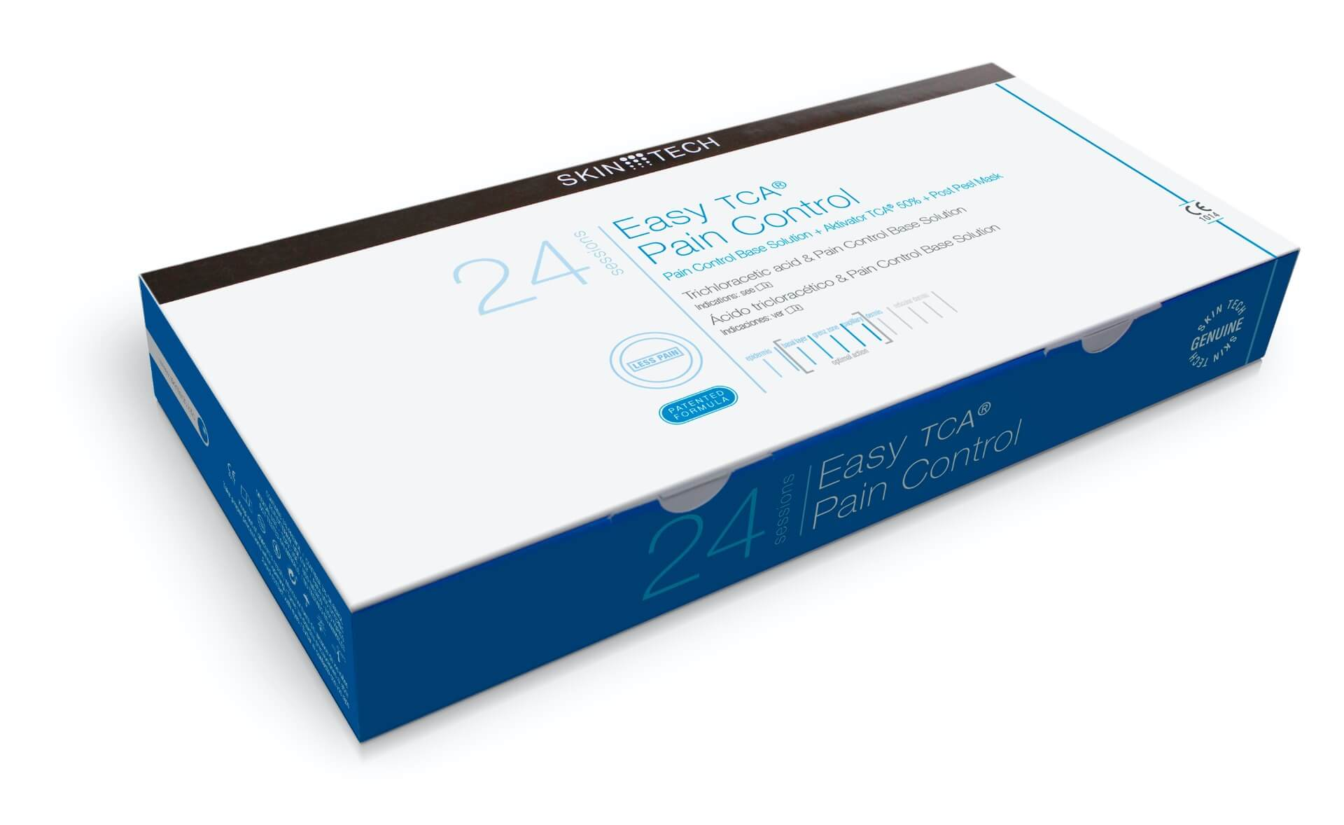 Skin Tech Easy TCA Pain Control 24 sessions