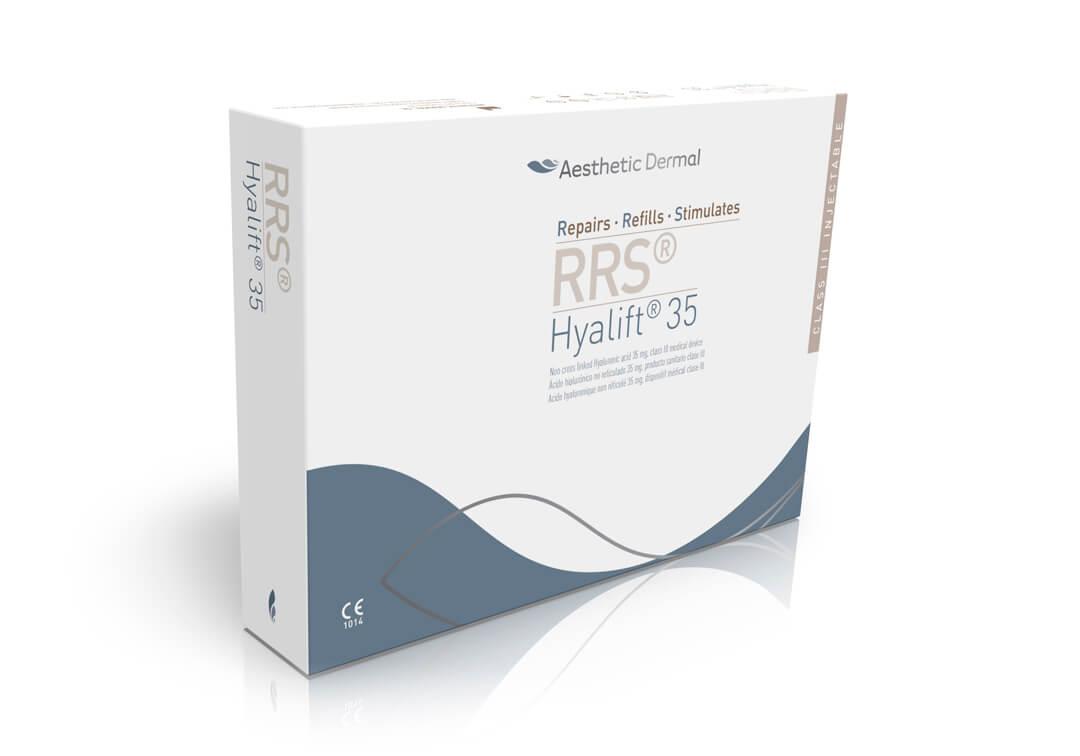 RRS® Hyalift® 35 Vials