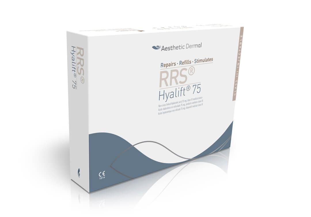 RRS® Hyalift 75 Vials