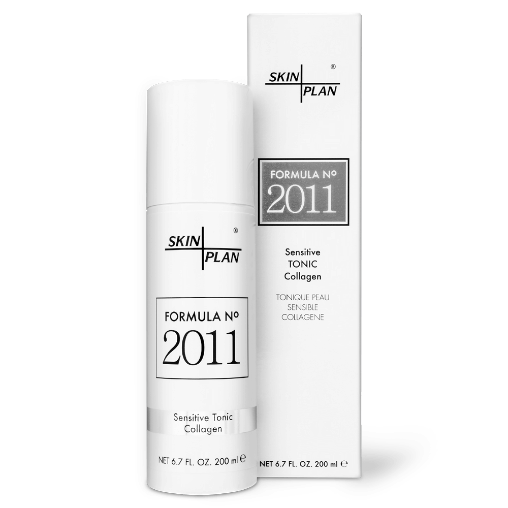 2011 - Sensitive Tonic Collagen Hyaluronic Acid
