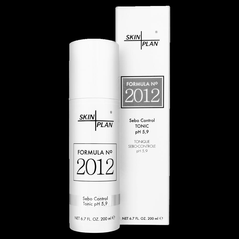 2012 - Sebo Control Tonic pH 5.9
