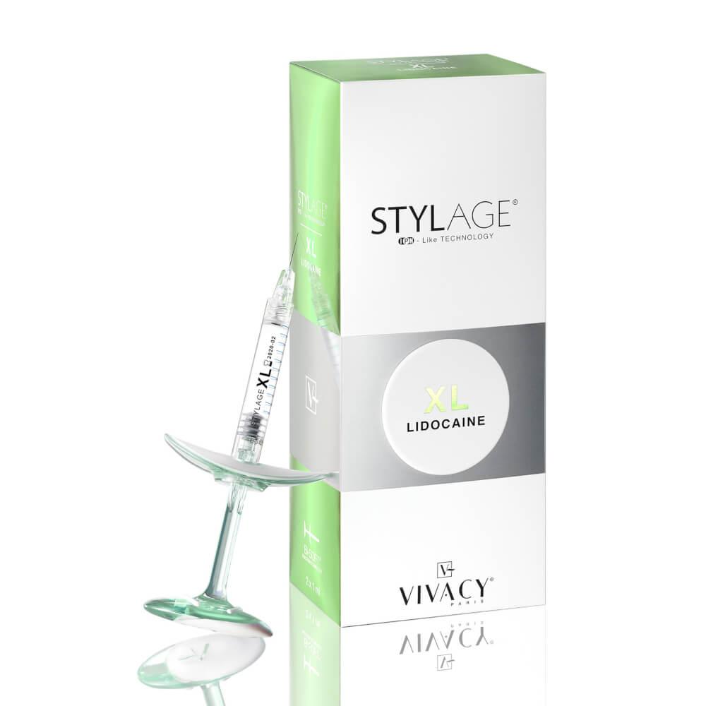 STYLAGE® Bi-SOFT XL Lidocaine
